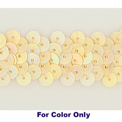 6MM cup loose sequins bag BANANA - 09077-00014
