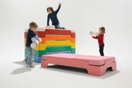 Stacking Beds for Children-Standard Colors (One Bed)