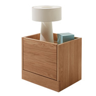 FLAI Bedside Table with Drawer
