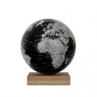 Platon Oak Desk Globes