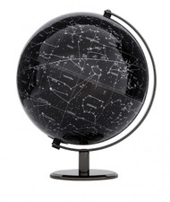 Milky Way Desk Globe with Light