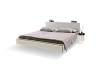 FLAI Bed White