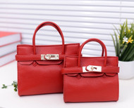 Little Diva Bag in Red