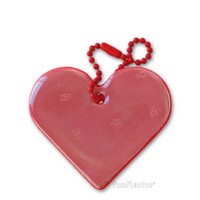 funflector soft film Red Heart Reflector