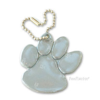 funflector Soft Film White Paw Reflector
