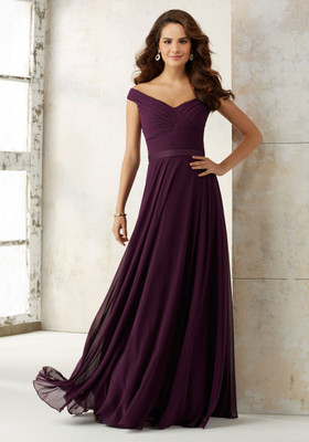 Mori Lee Bridesmaids 21523