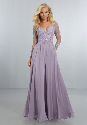 Mori Lee Bridesmaids 21561