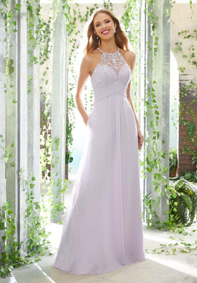 Mori Lee Bridesmaids 21604