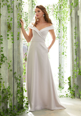 Mori Lee Bridesmaids 21605
