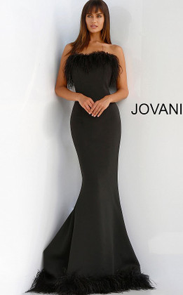 Jovani 63891 Guest Wedding Dress