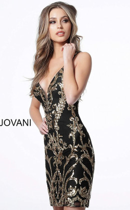 Jovani 2667 Homecoming Dress