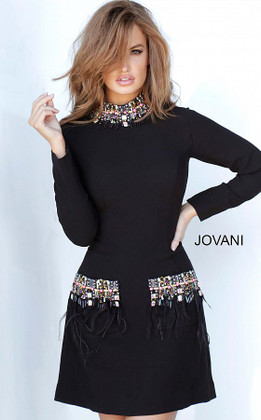 Jovani 1884 Contemporary Dress