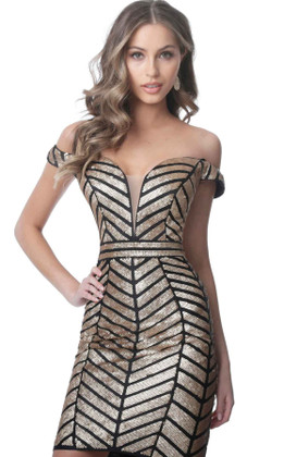 JVN JVN2247 Dress