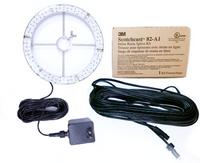 DIY Universal 108 LED Fountain Ring Light w/ Splice Kit & 110 ft cord- choose color!
