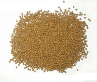 Sho Koi Impact- 50 LB BULK- premium pond fish food-small 2.6 mm pellets