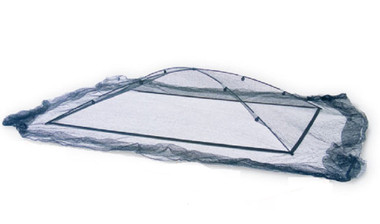 Atlantic Pond Net with Frame Kit to protect your fish and koi water garden from predators | Pond and Garden Depot