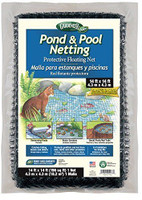 Dalen Gardener Pond and Pool Netting for predator control this net keeps cats and herons out of your water garden | Pond and Garden Depot