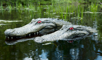 Floating Alligator Predator Decoy for Pond & Water Gardens