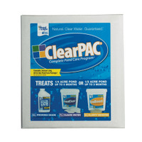 Pond Logic ClearPAC algae control system for large ponds and lakes
