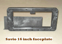 Savio Skimmer Replacement Faceplate - for full-sized skimmer