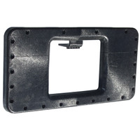 "Savio 8.5""  Faceplate - for compact skimmer (part # CW8500)"