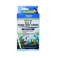PondCare 5 in 1 Water Test Strips
