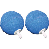 Airmax 160261 Replacement Air Stones for Pond Logic Airmax Aerator 2-Pack