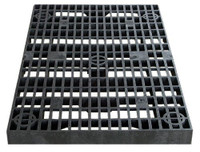 Heavy Duty Reservoir Grate for water feature construction