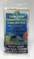 """Garden Staples 4"""" Long (20 pack)"""