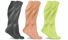Sports Compression  Socks - 3 Pairs