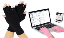 1 Pair Arthritis Gloves
