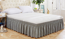 Ruffled Bed Skirts - Queen Size