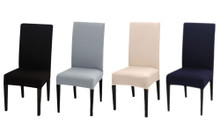 Stretch Dining Chair Covers – Set of 4
