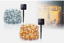 Solar LED Light Waterproof LED Copper Lights