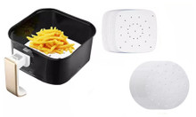 100 Non-Stick Air Fryer Liners