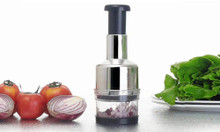 Stainless Steel Hand Operated Food Chopper