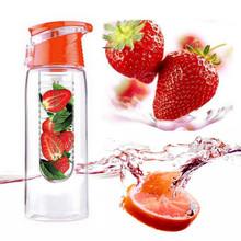Fruit Infuser Bottle BPA Free Version 2 (Easy Open)