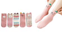 3D Socks Cat 5 Pairs