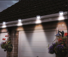 Solar Gutter Light