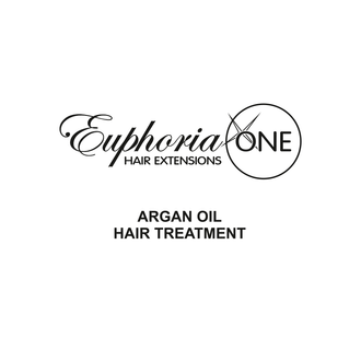 Euphoria One Hair Extensions Argan Oil Hair Treatment - 30 ML