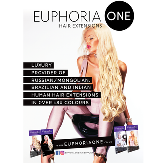 Euphoria One Professional Salon Poster 1