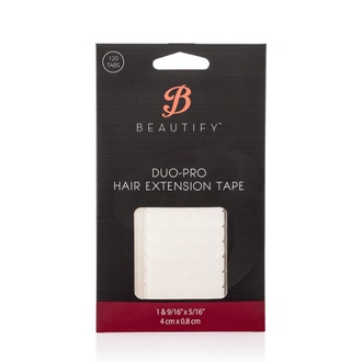 Tape Hair Duo-Pro Extension Tabs - 120 PCS