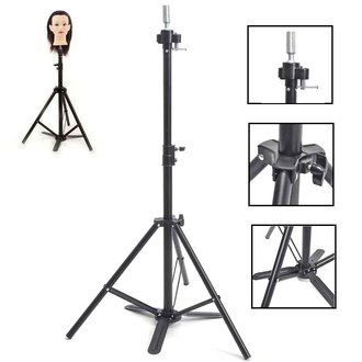 Mannequin Training Head Tripod - With Carry Case