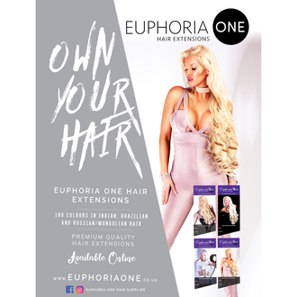 Small Defect on Print - Euphoria One Professional Salon Poster 2