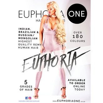 Small Defect on Print - Euphoria One Professional Salon Poster 3