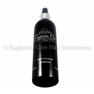 Euphoria One Hair Extensions Removal Solution - 250ml - Isopropyl Alcohol