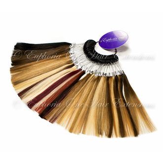 (IN STOCK) Euphoria One Hair Extensions Standard Colour Ring
