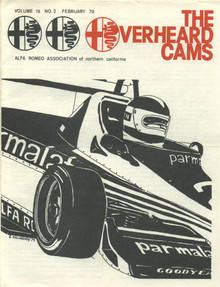 Overheard Cams February 1979