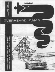 Overheard Cams September 1979