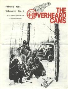 Overheard Cams July 1986